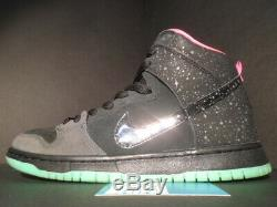 Nike Dunk High Premium Sb Northern Lights Gris Noir Rose Monnaie Cali 313171-063 9