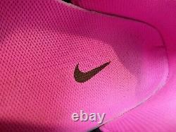 Nike Femmes Shox Nz 636088 026 Noir / Gris Foncé Rose Blast Taille 7