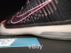Nike Kobe X 10 Elite Basse Mambacurial Black Wolf Gris Rose Flash 747212-010 11