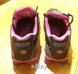 Nike Shox Nz 636088 026 Noir / Gris Rose Explosion Wmns Sz 8.5