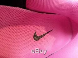 Nike Shox Nz 636088 026 Noir / Gris Rose Sz 11 Authentique