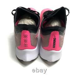 Nike Zoom Fly 3 Pink Blast Gris Noir Vaporweave Mens 10 Running At8240-600