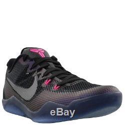 Nouveau Chaussures De Basketball Kobe XL Pour Homme Noir / Gris / Rose 836183-005