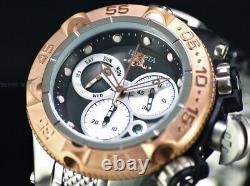 Nouveau Invicta Mens 50mm Sub Aqua Noma V Suisse Ronda Z60 Chronograph Ss Watch