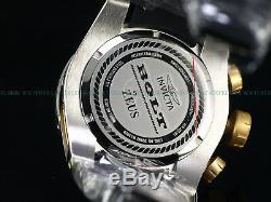 Nouveau Réserve Invicta Bolt Zeus Swiss 52mm Chronographe Seashell Mop Dial Ss Montre