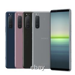 Nouveau Sony Xperia 5 II 5g Dual Sim 8 Go / 256 Go Rose / Noir / Bleu / Gris