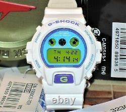 Nouvelle Marque Casio G-shock Dw-6900cs-7 Crazy Colors Rare Limited Hommes Véritable
