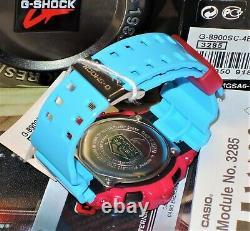 Nouvelle Marque Casio G-shock G-8900sc-4 X Grandes Couleurs Folles Rare Limité Véritable