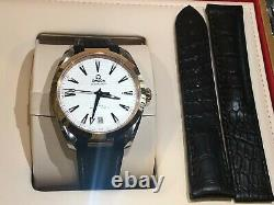 Omega Seamaster Aqua Terra Co-axial Master Chronometer 41mm-unworn Withbox7papers