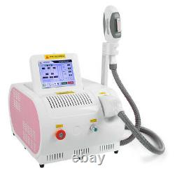 Opt Ipl Shr Laser Permanent Hair Removal Beauty Salon Spa Rf Skin Rajeunissement