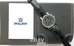 Poljot Romanoff Russian Watch Chronographe 31681