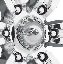 Pro Wheels Spitfire 6 22 Billet Aluminium Poli Jantes Forgées Intro Speed foose