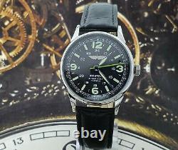 Regardez Raketa Pilot Aviator Men's Dress Watch Mécanisme 2609. Ha Style Urss
