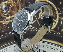 Regardez Raketa Pilot Men's Dress Watch Mécanisme 2609. Ha Sturmanskie Style Urss