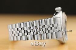 Rolex Datejust Oyster Perpetual Or Blanc Et Montre En Acier Inoxydable