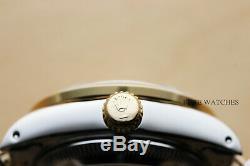 Rolex - Montre Rapide En Acier Inoxydable À Deux Tons Datejust Pour Femme, En Or Jaune 18k