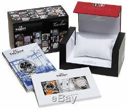 Tissot T1004173605100 Prs 516 Chronographe Cadran Noir Montre Homme