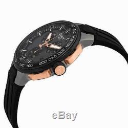 Tissot T-race Chronographe Cadran Noir T111.417.37.441.07 Hommes