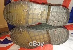 Triumph 1914black Grey Leather Leatherout Dr Doc Martens5