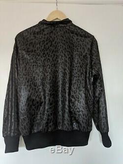 Veste Survêtement Adidas Originals Women's'chile 62 Leopard 'noir Gris Rose
