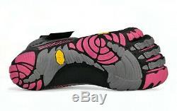 Vibram Five Fingers Femmes Kmd Sport Ls W3753 Gris Noir Rose Sz 40 / 8,5 9