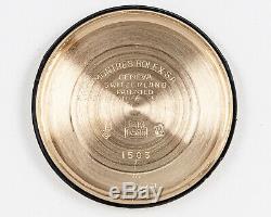Vintage 1972 Rolex Oyster Perpetual Date De 14k Ref. Rolex USA 1503 Jubilee Band