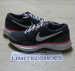 Wmns Nike Lunar Trainer Gris Rose 318117-011 Us 8 Womens Noir Bleu Blanc Rouge