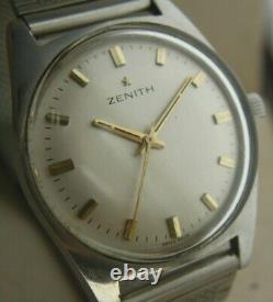 Zenith Cal. 2542 Montre Homme 35mm